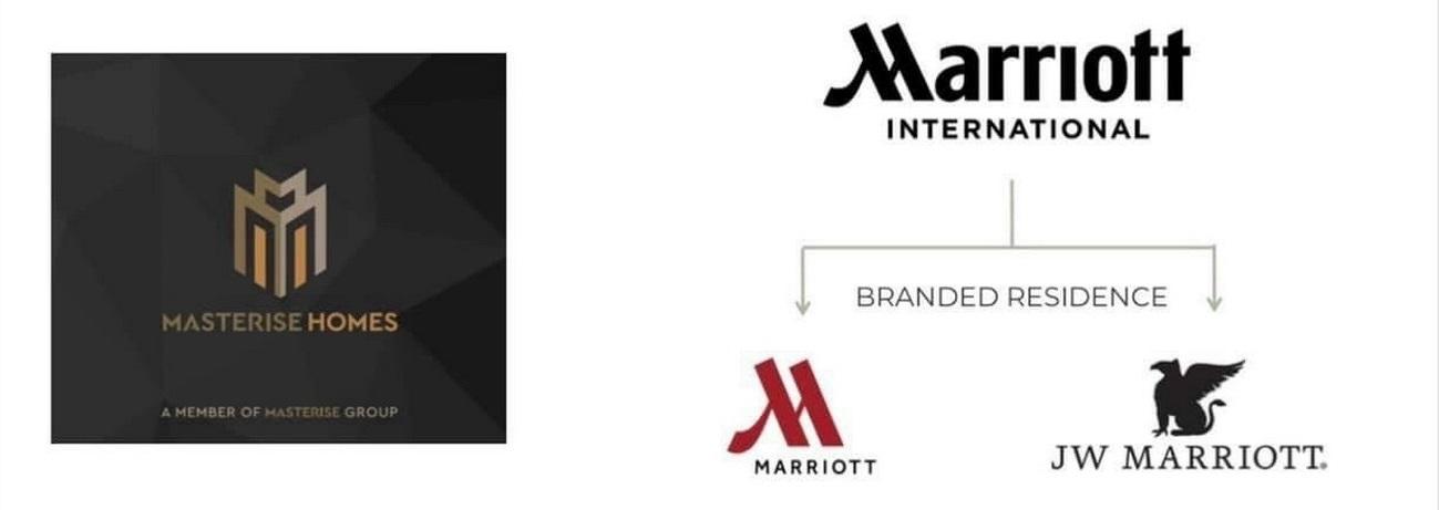 Sự kết hợp giữa Masterise Homes và thương hiệu khách sạn Marriott nổi tiếng thế giới
